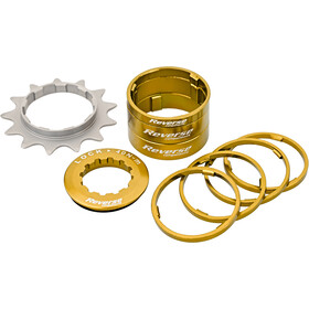 Reverse Single Speed Kit, gold